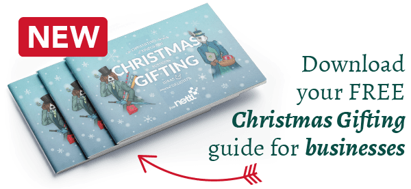 nettl christmas gifting guide for businesses