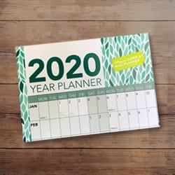 2020 Wallplanner