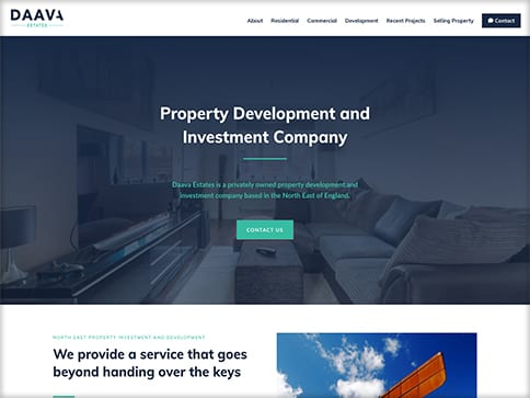 north east property development company