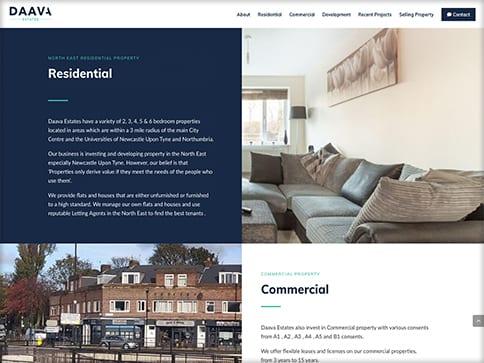 north east property development company