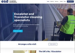 escalator cleaning company