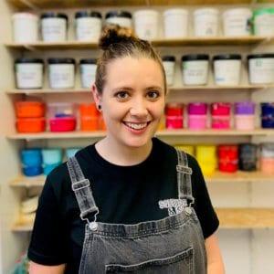 Emily Rosier-Parker Nettl Studio Manager