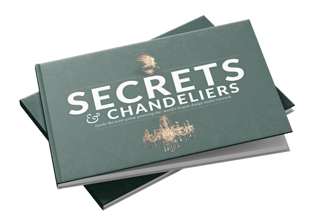 Secrets & Chandeliers book