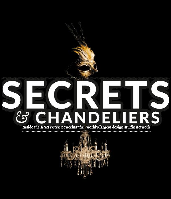 Secrets & Chandeliers