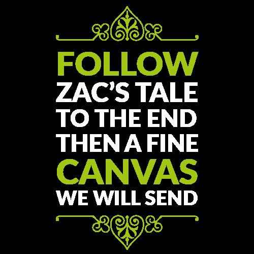 Follow Zac