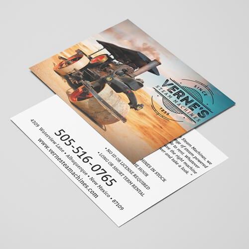 Flat leaflet