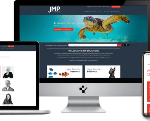 JMP Solicitors website