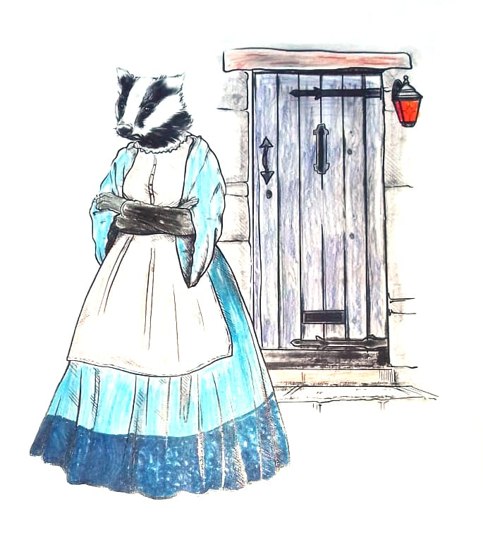 Florence Nightingale - founder of modern nursing and badger enthusiast