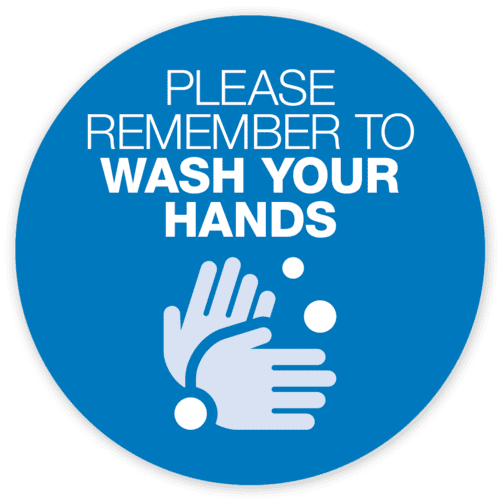handwashing safety posters