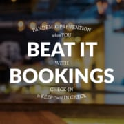 beat it with bookings