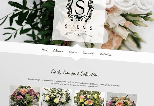 Stems website