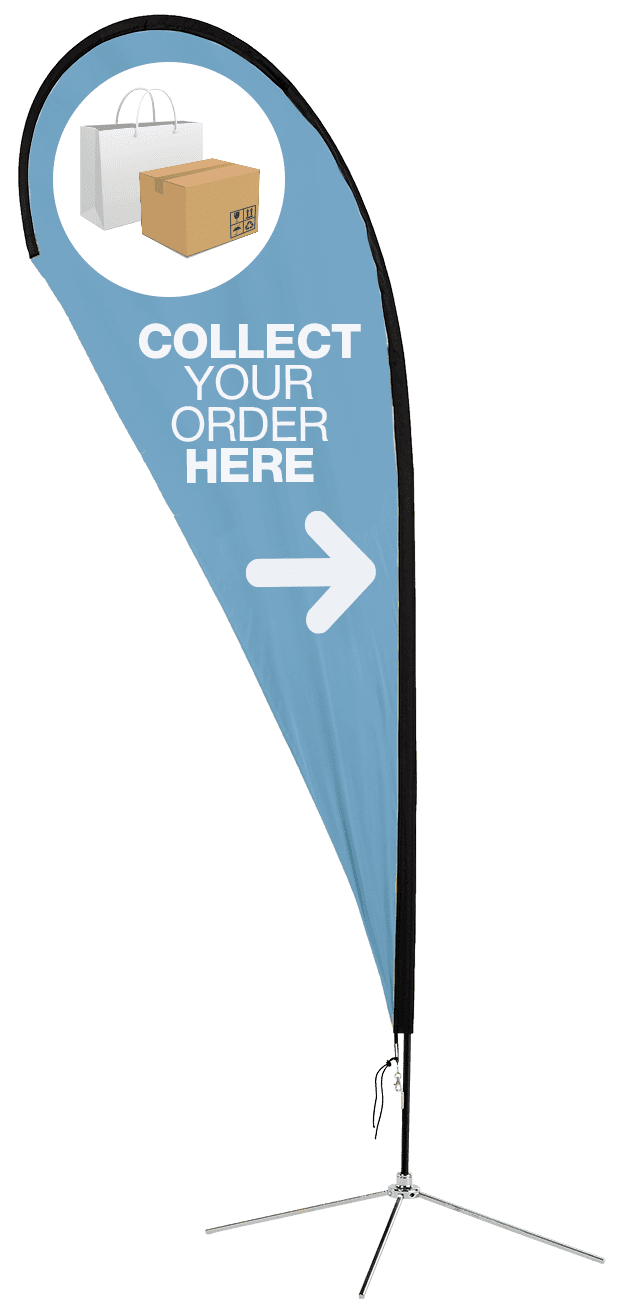 click and collect flag