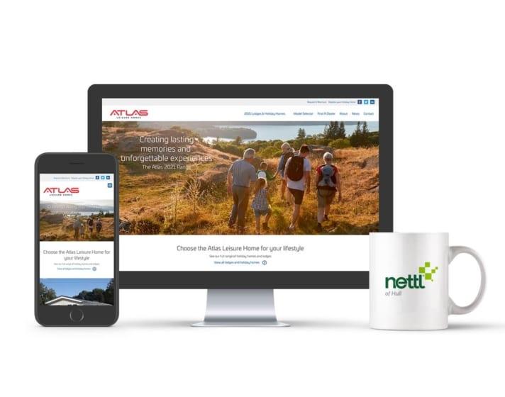 atlas leisure homes website