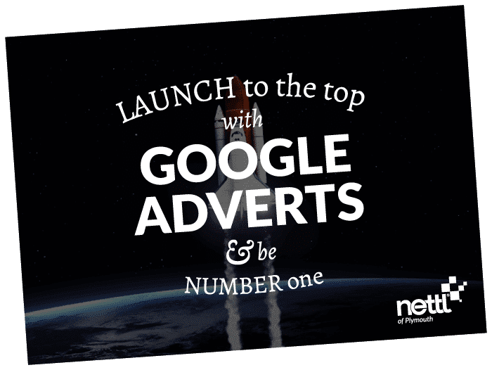 Launch to the top with a Google Ads Specialist