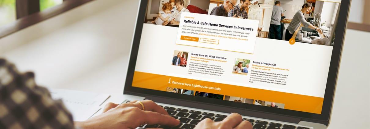 web design inverness