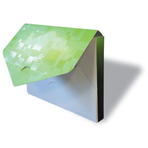 A5 Capacity Folder with Spot UV