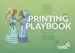 Printing Playbook front cover