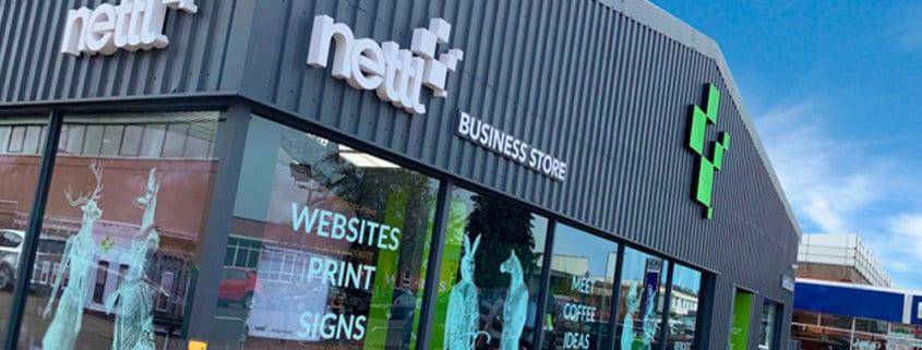Nettl Business Store