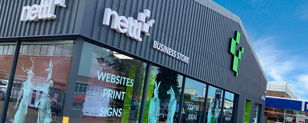 Nettl Business Store