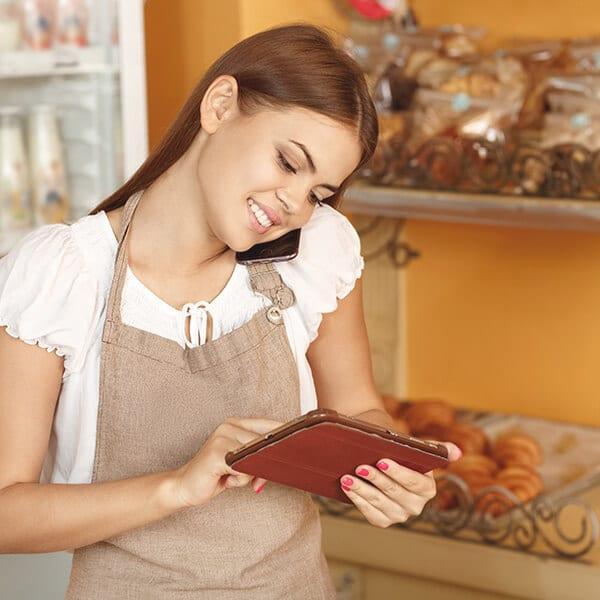 online ordering stock management
